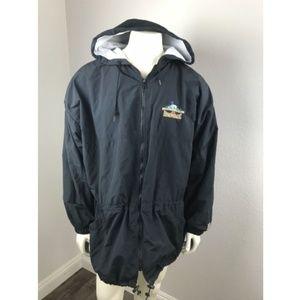 Seattle Times 1998 Husky Classic XL Jacket Hoodie
